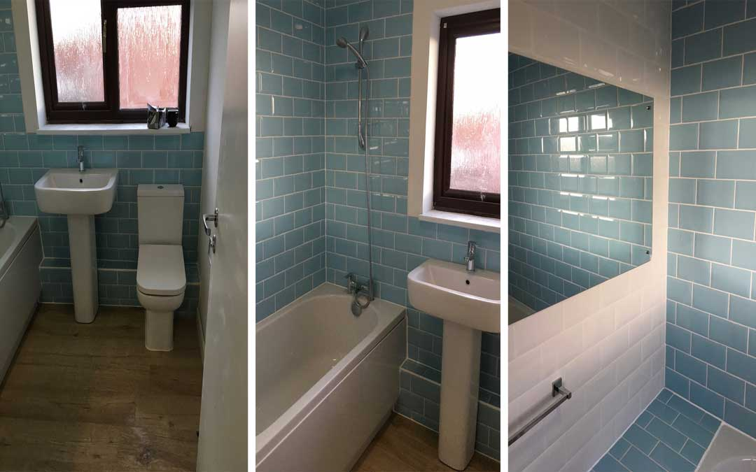 Bathroom Fitting in High Wycombe