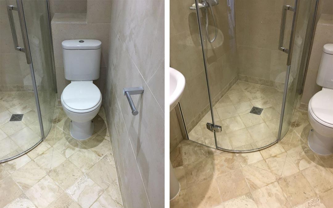 New Bathroom in Faringdon, Oxfordshire