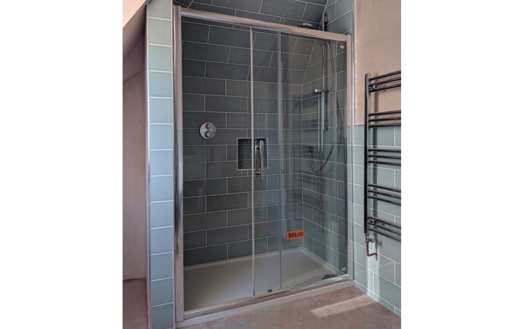 Bathroom Shower in Buckinghamshire