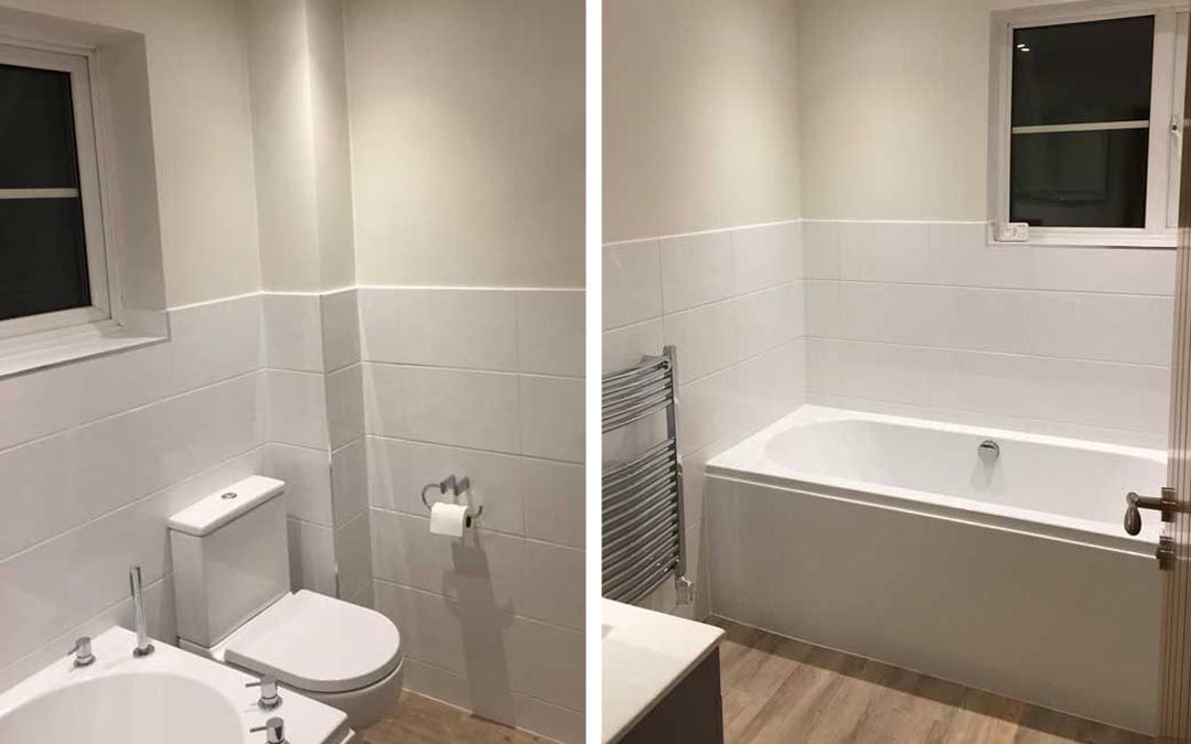 Bathroom fitter Haddenham
