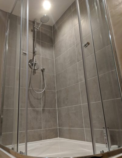 Bathroom shower fitted in Henley for home