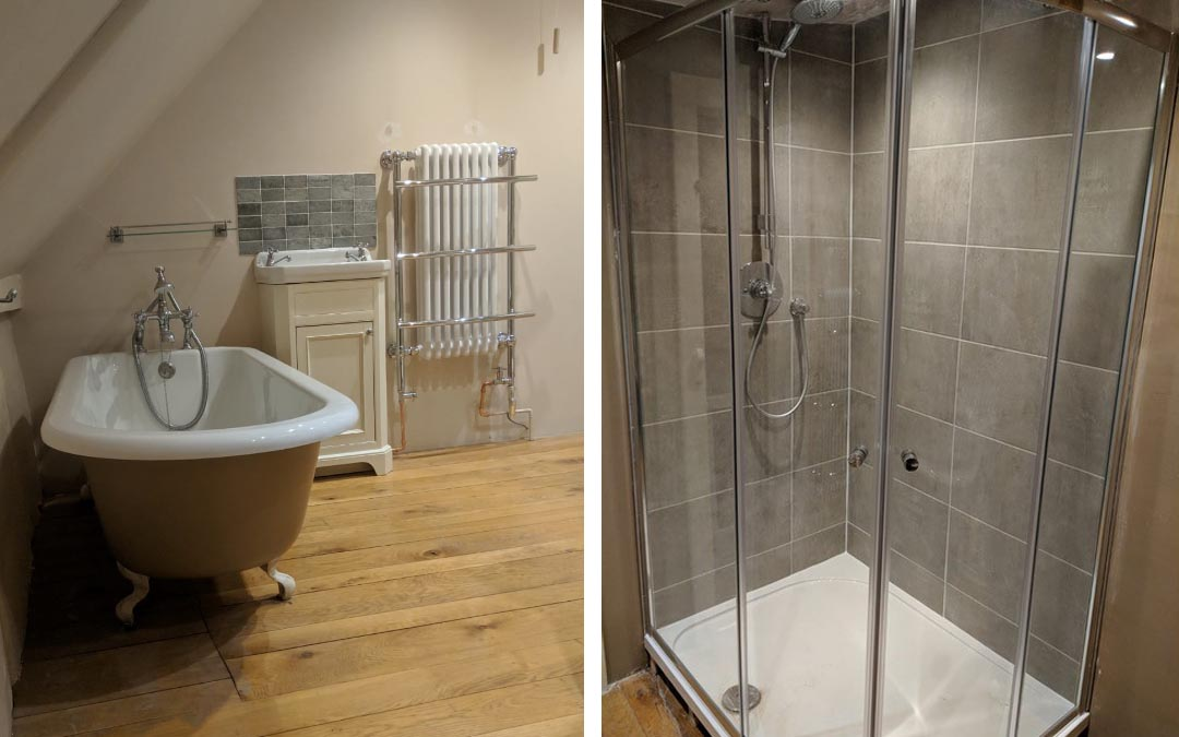 Bathroom in Henley-on-Thames