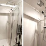 Bathroom shower fitted in Amersham, Buckinghamshire