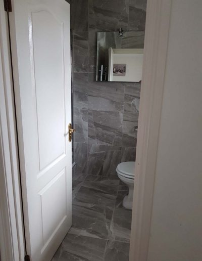 Shower room fitted in Oxford