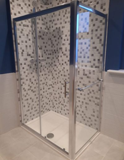 Shower installed in Bicester