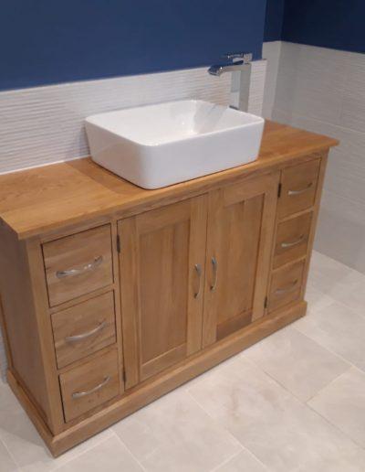 bicester sink installed