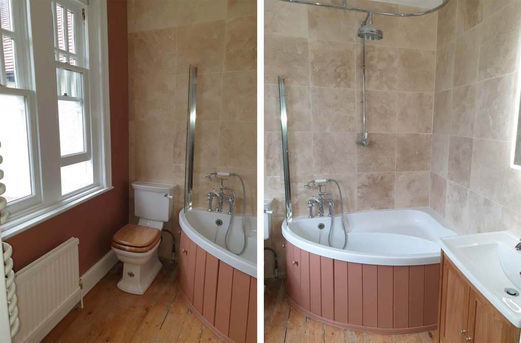 Bathroom In Oxfordshire