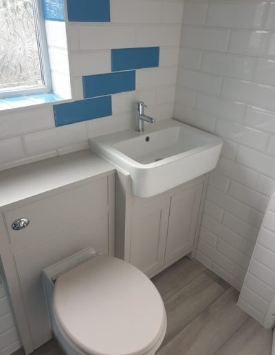new bathroom in Didcot