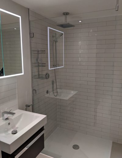 shower room Oxfordshire
