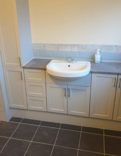 Oxford bathroom updated
