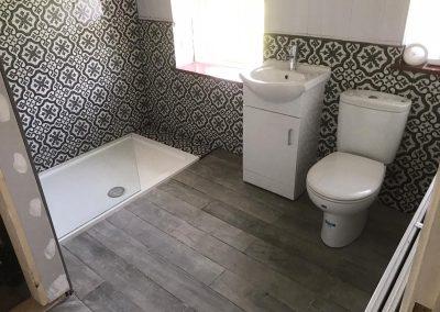 Long Crendon bathroom