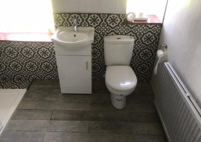 new bathroom installed in Buckinghamshire