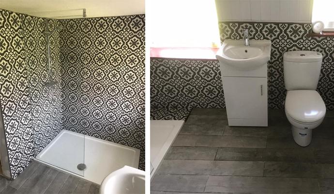 Bathroom – Long Crendon