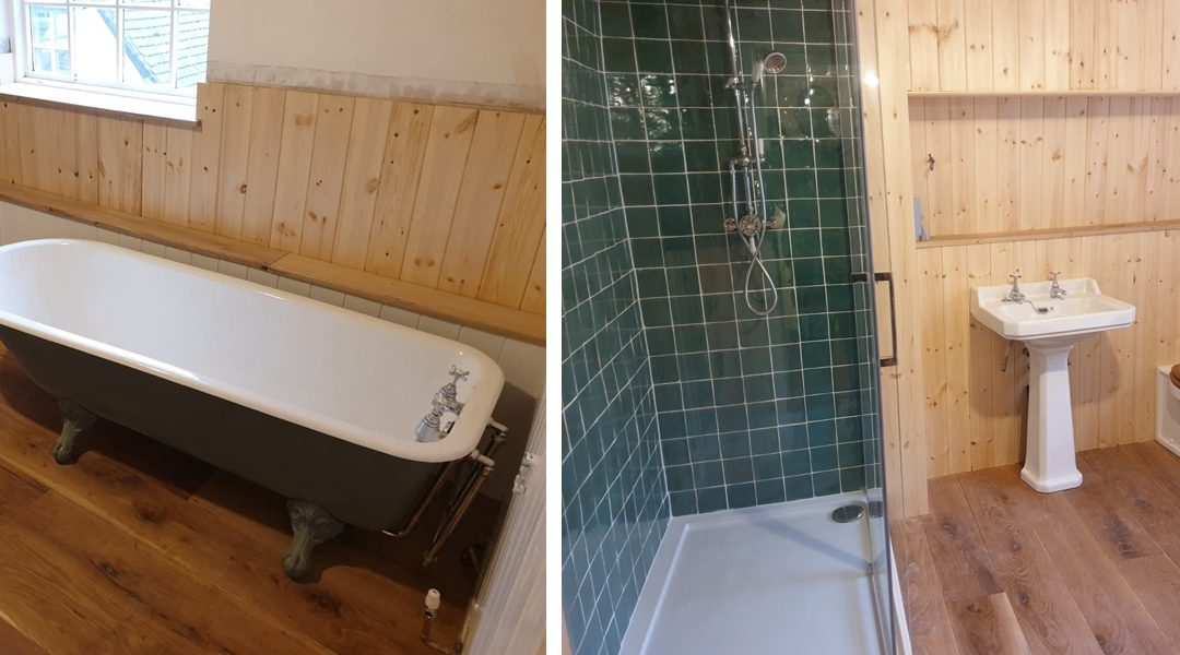 New Bathroom – Cotswolds
